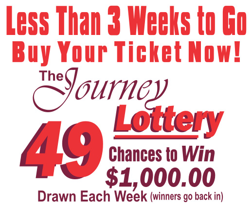 Precious Blood Lottery - The Journey