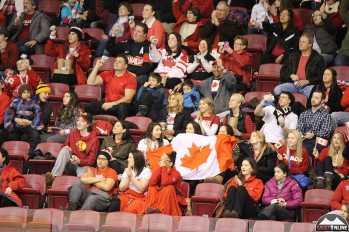 Essar Centre Hosts Team Jacobs Olympic Curling Final