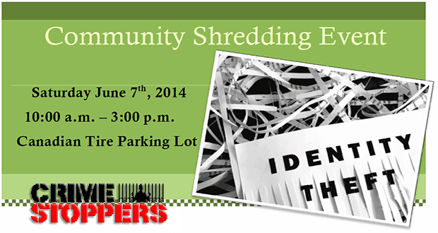 community-shredding-event