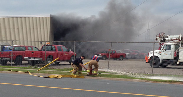 ALGOMA-POWER-GARAGE-FIRE