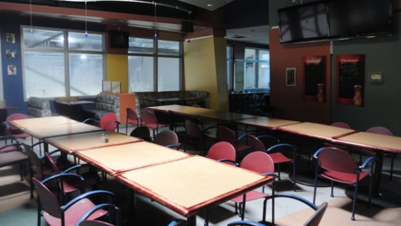 Wilson has operated Chilly Willy's for three years. The second food and beverage establishment since the space was built in 2000