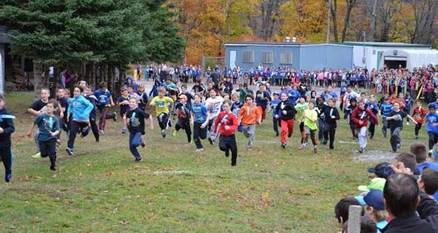 HSCSB Elementary Cross Country Finals