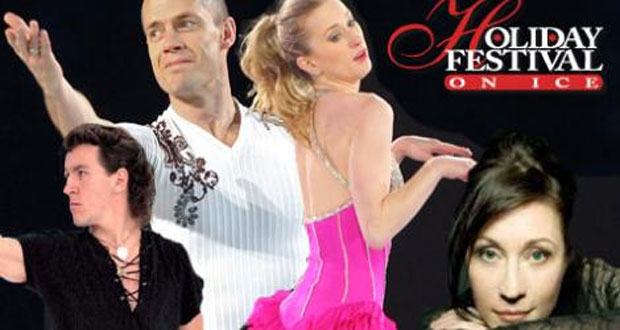 201Holiday Festival on Ice Tour