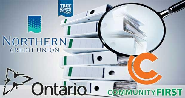 Ontario Review Credit Union Act