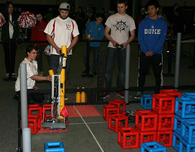 superior stacking ability helps the Hornepayne1 team achieve the highest stacking scores of the tournament.