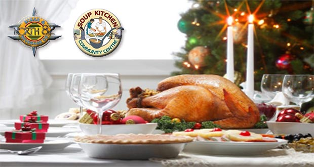 Soup Kitchen North 82 Free Christmas Dinner