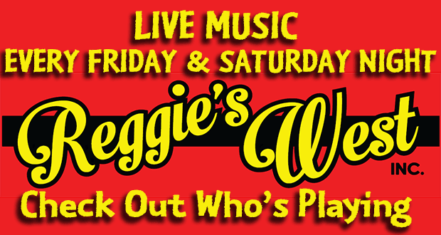 Live Music Every Fri. & Sat. Night at Reggie's West