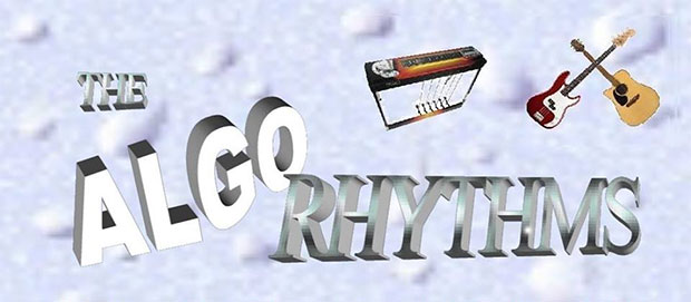 Algo Rhythms at the Royal Canadian Legion