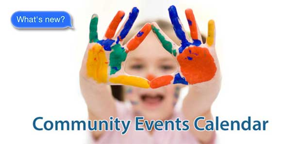 Community Events Calendar