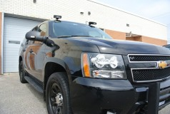 One of three vehicles to be used in the Sault area