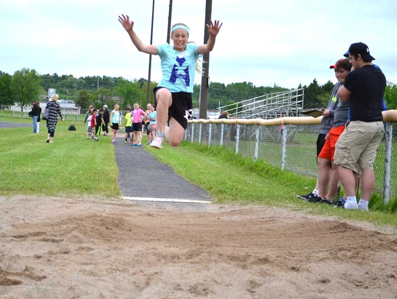 HSCDSB Track East Zone