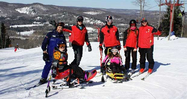 No Limits Adaptive Ski Association