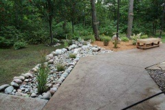 ARCH Renovated Outdoor Space