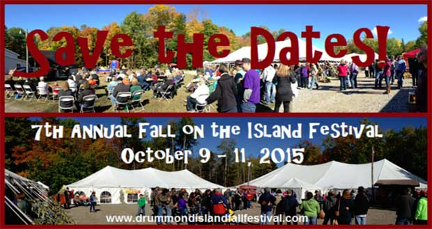 Drummond Island 7th Annual Fall Festival