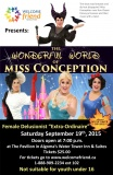 Miss Conception Poster
