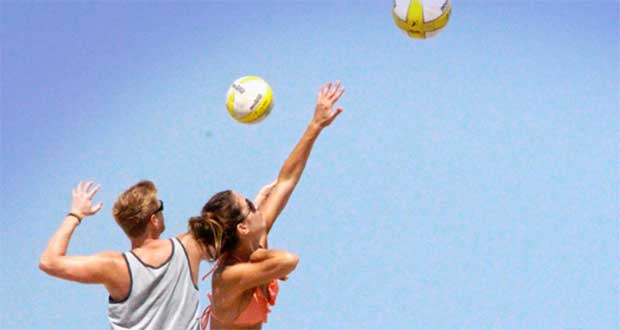 Mixed Volleyball League