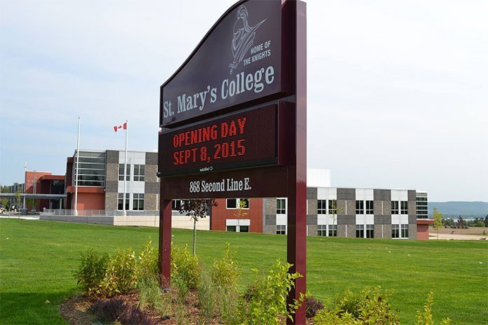 Guided Tour of St. Mary's College
