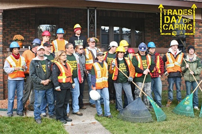 Trades Day of Caring