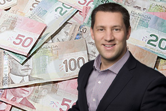 David Orazietti Money