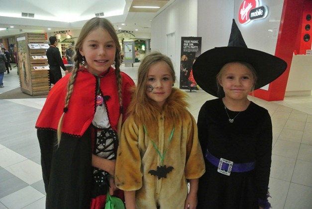 Station Mall Halloween Party