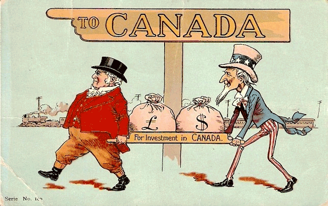Investment in Canada