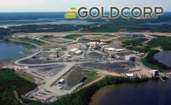 Goldcorp Musselwhite Mine