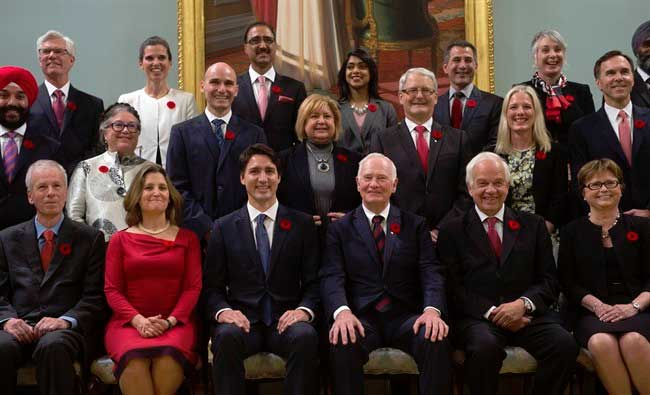 Trudeau Team