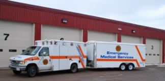 Sault Ste. Marie Fire Services EMS