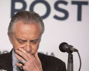 FILE -- Postmedia President and Chief Executive Officer Paul Godfrey