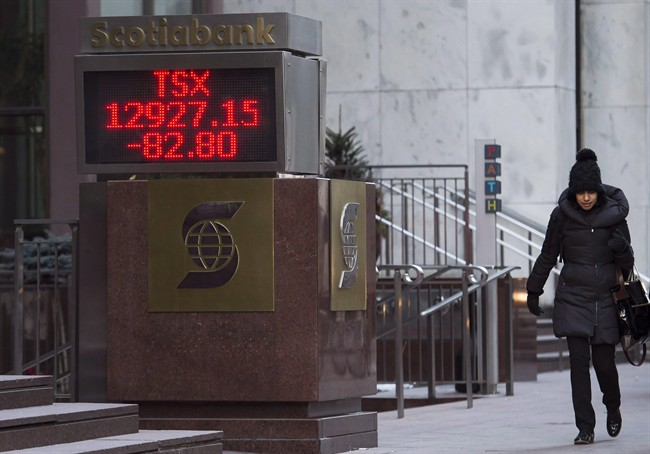 Norther American markets continue to slide