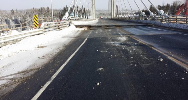 Nipigon Bridge Failure