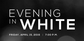 Evening in White Poster