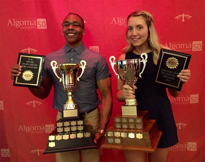 Algoma University Student Athlete Awards
