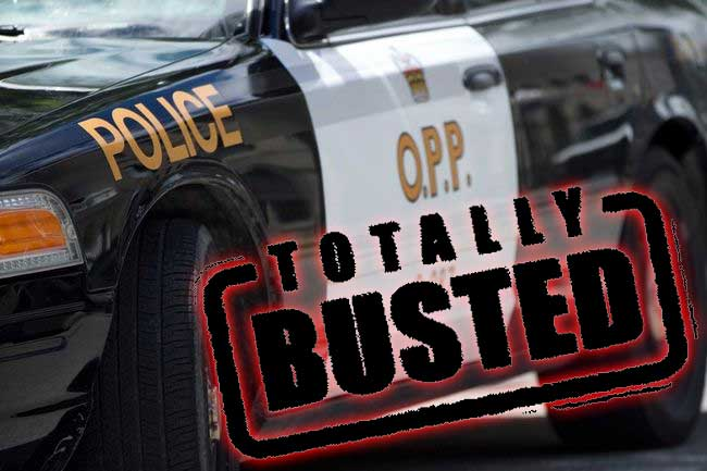 OPP - Totally Busted