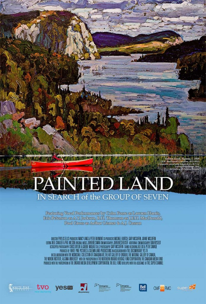 Painted Land: In Search of the Group of Seven