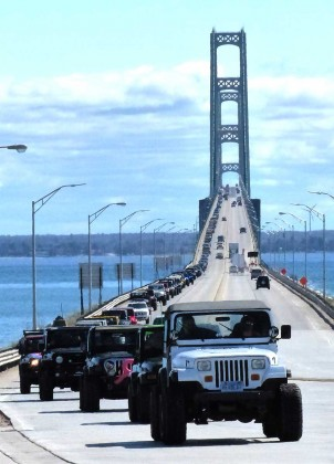 Jeep the Mac: Coming over the Mighty Mac