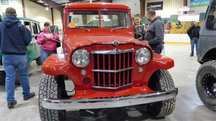 Jeep the Mac: Vintage Jeep