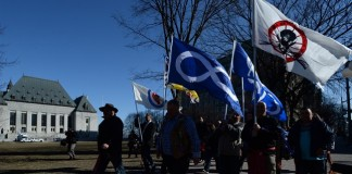 Metis and non-status Indians