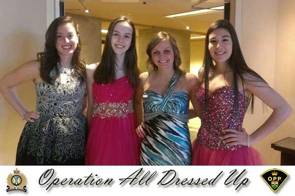 Operation All Dressed Up