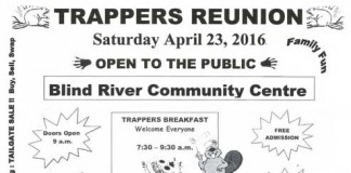 trappers reunion
