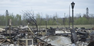 Fort McMurray Cleanup