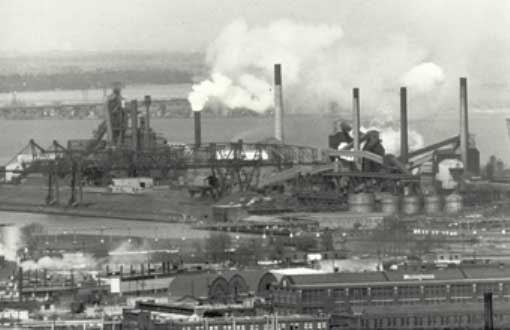 The Sault has always been known for its steel mill and pulp and paper mills at the turn of the 20th Century. How different would things be today if the Sault was the Provincial capital city of Northern Ontario?