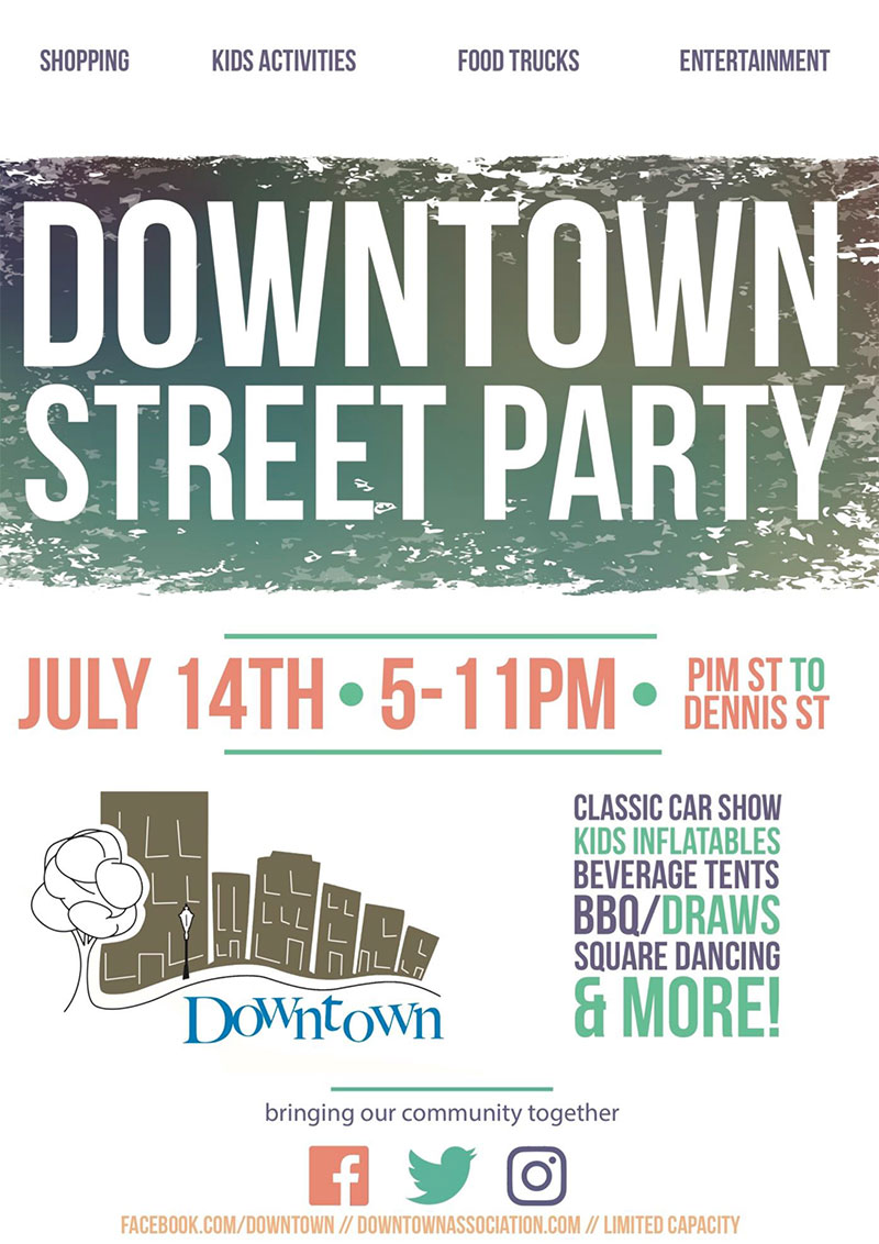 Downtown Street Party