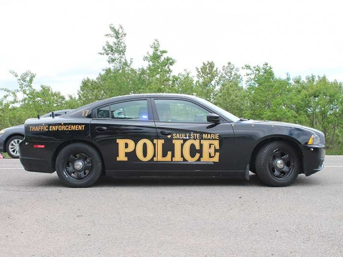 Sault Ste. Marie Police Service Stealth Cruiser
