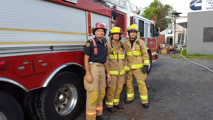 Sault Firefighters