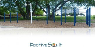 Clergue Park Outdoor Equipment