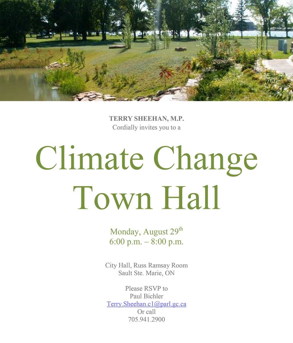 Climate Change Town Hall