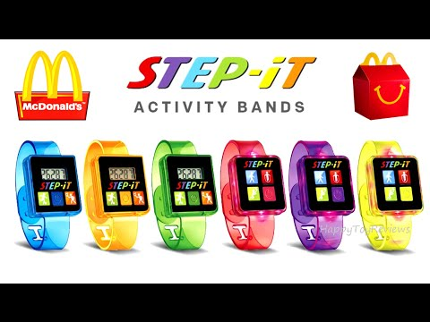 StepItActivityWristbands