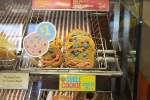 Tim Hortons Smile Cookie Campaign