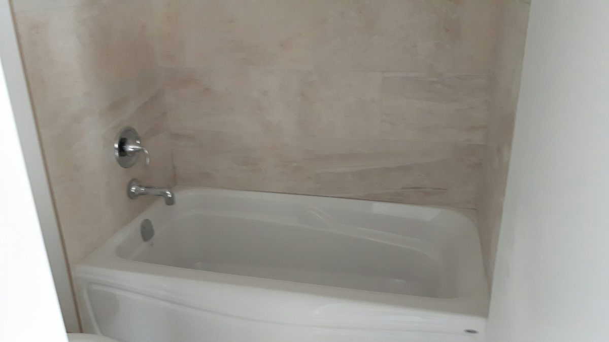 High quality finishes in bathrooms and throughout each unit